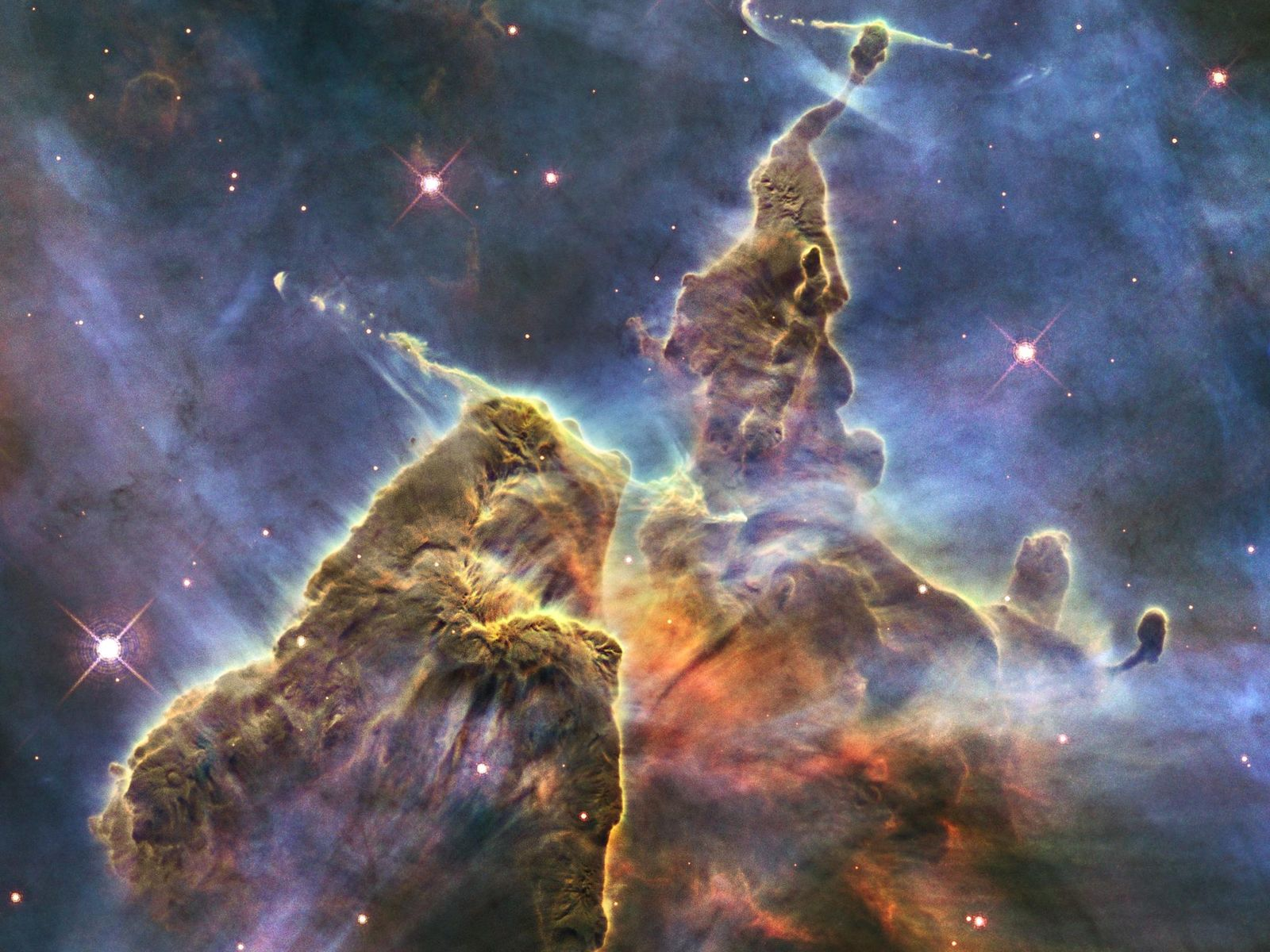 hubble mystic mountain